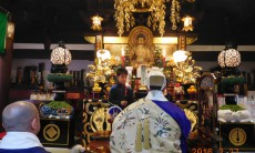 浄林寺の落慶法要がありました。