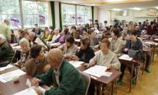 徳和地区「一人暮らし高齢者ふれあいの集い」を開催しました。
