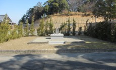 上川神社のうら手にあるよ。