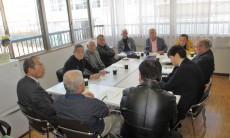徳和住民協議会の役員会を開催致しました。