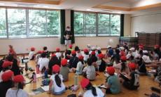 徳和小学校3年生 センター見学
