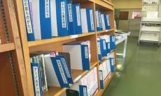 小学校の読書室整理をサポートしました!